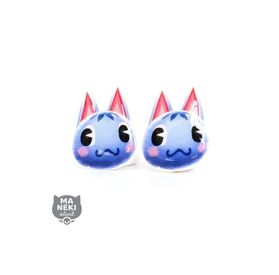 Nintendo Switch Animal Crossing New Horizons Rosie The Cat Etsy