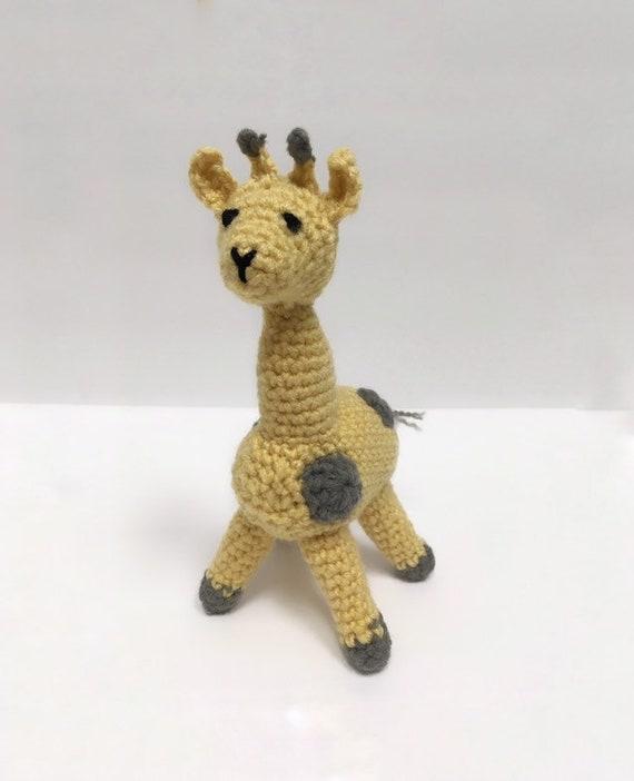 Stuffed Giraffe Toy Giraffe Giraffe Baby Shower Mini Etsy