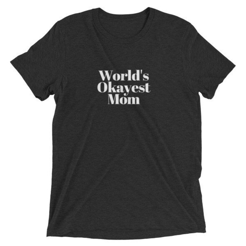 Ok Mom tee shirt author swag vanity tee-shirt Vanity T Mom image 0
