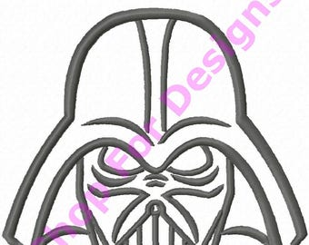 Darth Vader From Star Wars Sketch Design