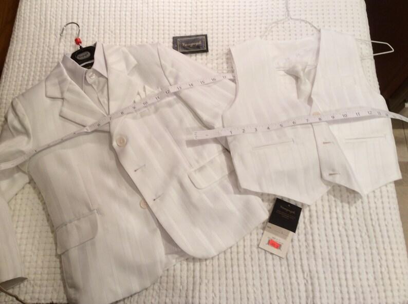 4T 5 piece suit
