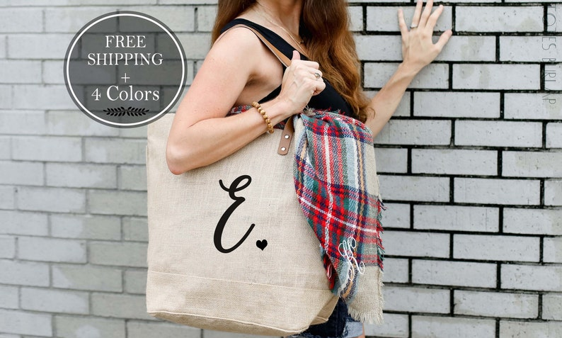 Unique Bridesmaid Gifts Shoulder Bag Bridesmaid Tote Bag Best image 0