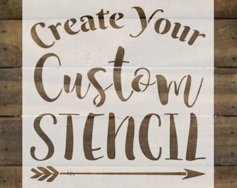 Stencils for wood signs etsy popular items for stencils for wood signs spiritdancerdesigns