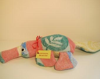 Gertrud the Platypus, Gertrud Schnabeltier