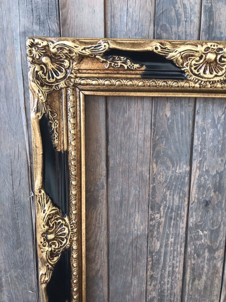 Classic Colonial Style Wood Picture Frame gesso frame,ornate frame,photo frame,canvas frames,custom wood picture frame gold leaf frame