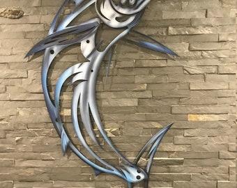 Custom Airbrushed Marlin