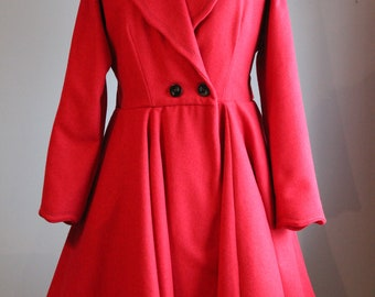 The Scarlett Winter Coat