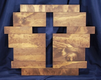 Wall Cross, Cross Wall Decor, Wall Cross Decor, Wood Cross, Wooden Cross
