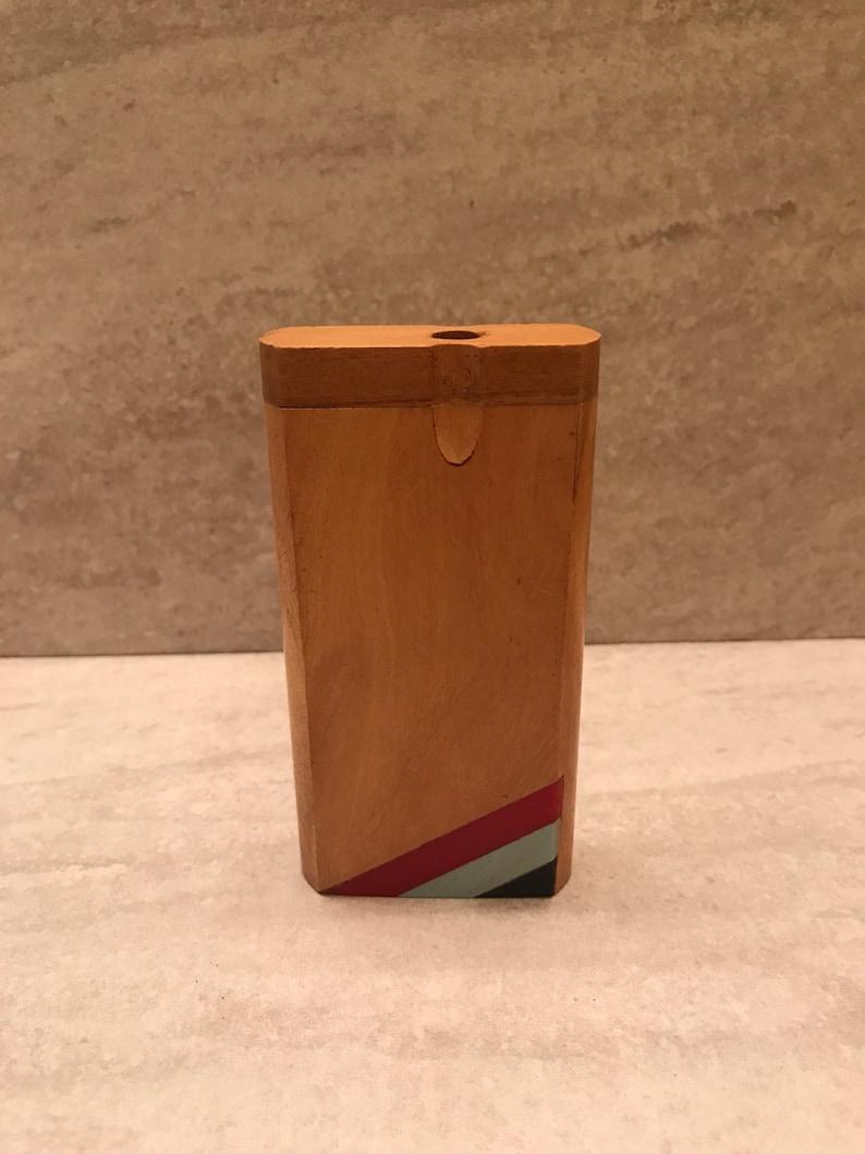 Wood dugout 4 Hitter box