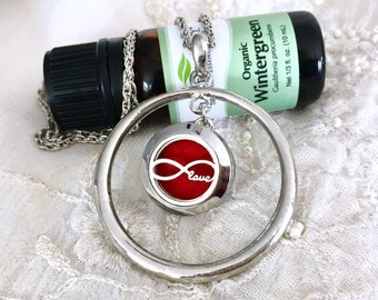 Snap Button Necklace, Aromatherapy Snap Button, Diffuser Locket, Diffuser Necklace, Diffuser Snap  Button