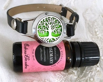 Aromatherapy Bracelet , Diffuser Bracelet , Essential Oils Locket