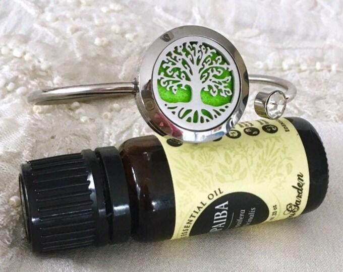 Diffuser Bracelet, Aromatherapy Bracelet, Locket Bracelet, Essential Oils Diffuser
