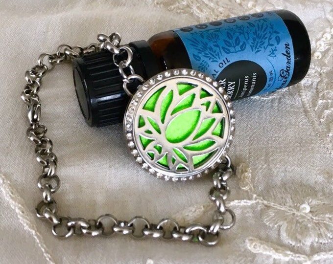 Diffuser Bracelet, Aromatherapy Bracelet, Diffuser Locket, Essential Oils Diffuser