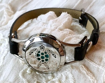 Aromatherapy Bracelet, Diffuser Locket, Essential Oils Bracelet