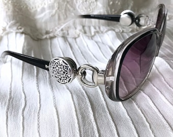 Snap Button Sunglasses, Noosa Style Snap Charms