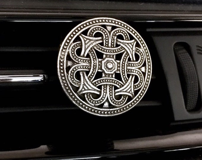 Car Diffuser, Aromatherapy Diffuser, Celtic Locket