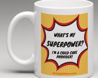 MUG:  My Superpower