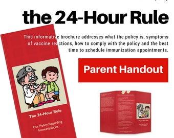 BROCHURE:  The 24-Hour Rule
