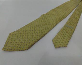 2af14b1e428 Armani collezioni neck tie Giorgio armani neck ties men silk rayon made in  italy