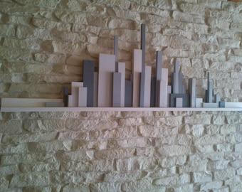 "wallcity's: apply wood ""the big city"""