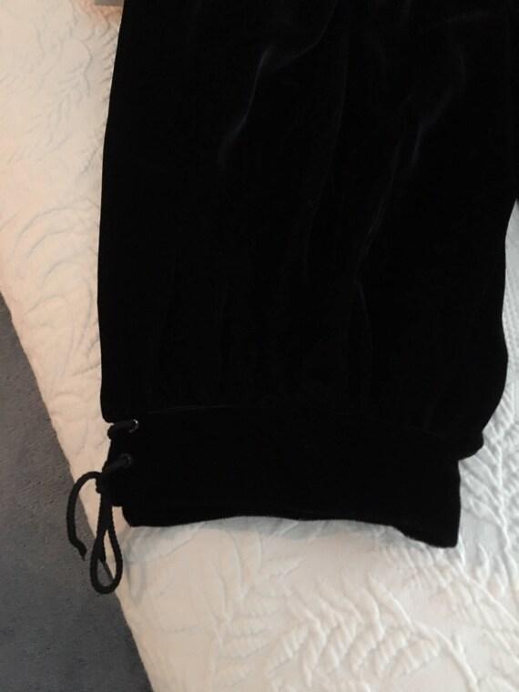 Ladies velvet knickers, skirt and shell - image 4