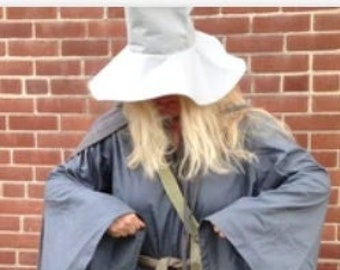 Doug the Pug Gandalf the Grey Wizard Costume / HistoryWearz™ Costumes for pets / Lord of the Rings inspired costume / HistoryWearz™ Costume,