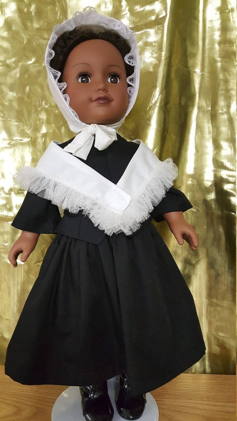 Sojourner Truth  HistoryWearz Costumes for dolls  American image 0