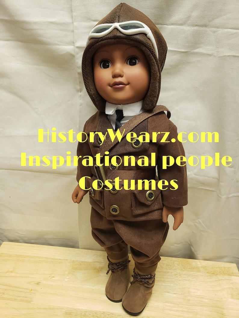 Bessie Coleman Costume  HistoryWearz Costumes  Inspirational image 0