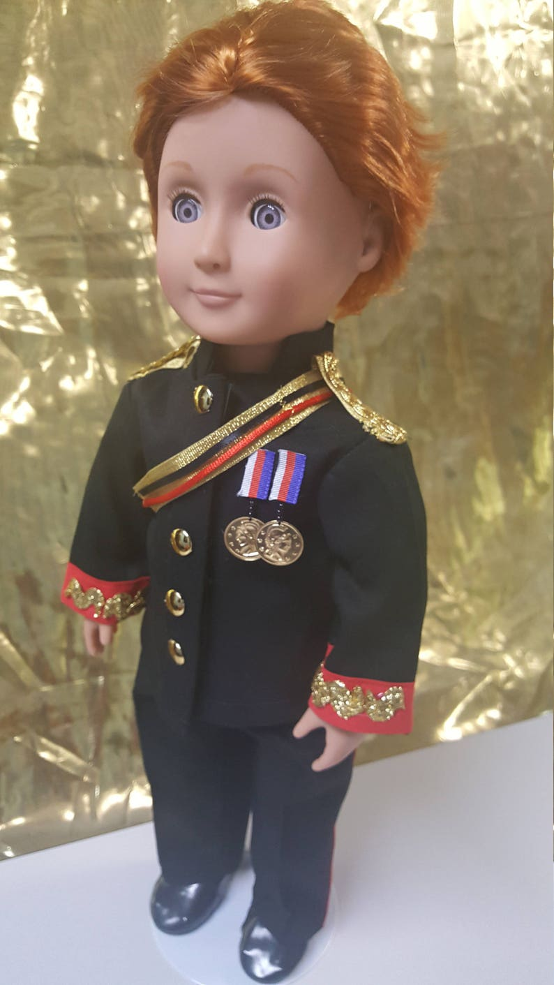 Baby Archie doll  Royal baby of Prince Harry Meghan Markle  image 0