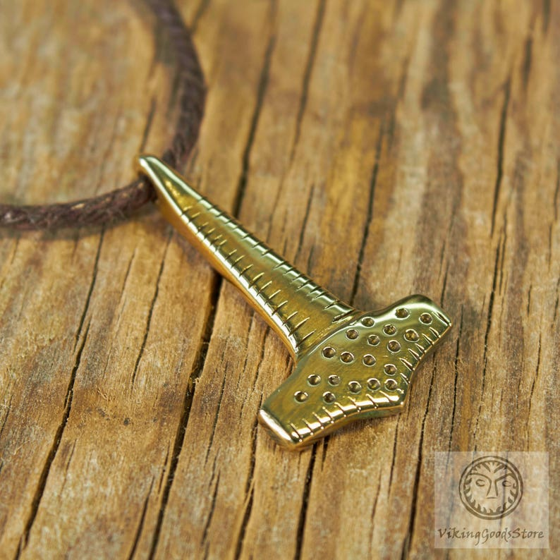Thor Jewelry Replica Mjolnir Pagan Pendant Scandinavian Jewelry Manly Viking Jewelry Thor/'s Hammer Pendant Mjollnir Norse Jewelry