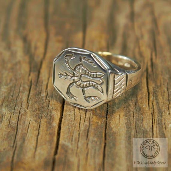 Replik Ring Alter Ring Vogel Doppelt Adler Adler Ring Etsy