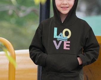 88e6f1b3bdc Swimmer Gift Shirt - Funny Swimmer - Swimming Hoodie - Cute Swimming Hoodie  - Girls Swimmer Hoodie - Kids Swimmer Hoodie - Love Swimming