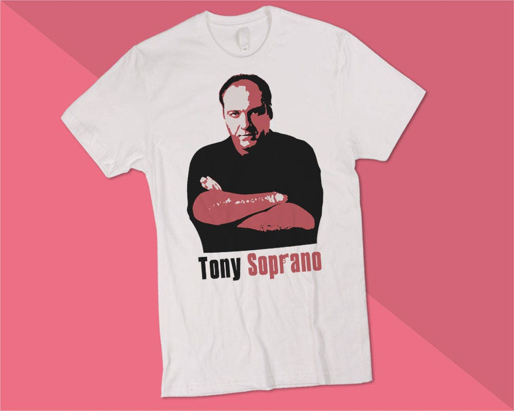 The Sopranos T Shirts Uk Bcd Tofu House