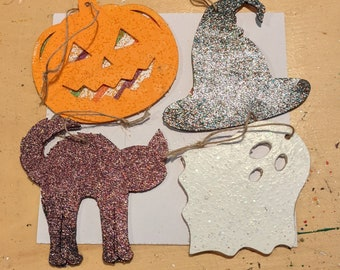 Halloween Spooky Season Ornaments