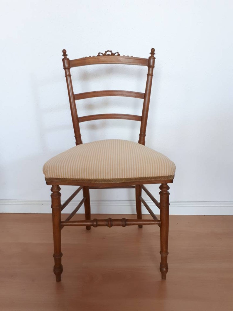 Antique French Chair for Adults