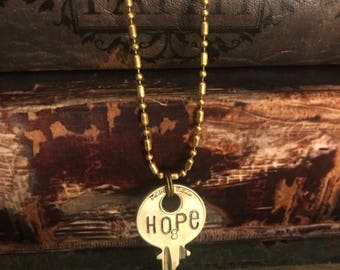 Get Hope, Give Hope Necklace