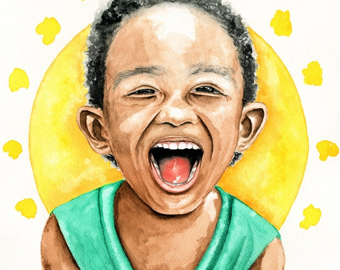 """Black Boy Joy Art 