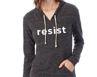 Ready to Ship! Resist Sweatshirt | Resist Hoodie | Resist Women's Hoodie | Anti-Trump Hoodie | Resist Shirt | Resistance Shirt