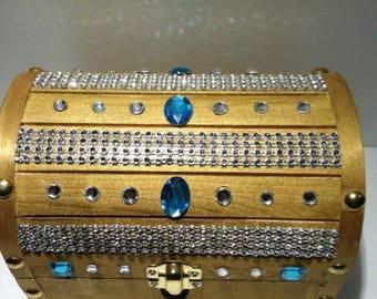 Jewel Treasure Chest