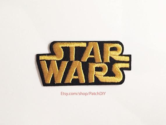 Star Wars R2D2 ROBOT patchIron on//sew onUS Vendeur-LIVRAISON GRATUITE