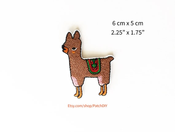 Peru Iron-on Embroidered Patch