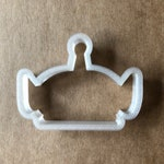 Alien Face/ Toy Story Alien Head/ 3D Printed Cookie Cutter/ Martian Face/ The Claw/ Cookie Cutter