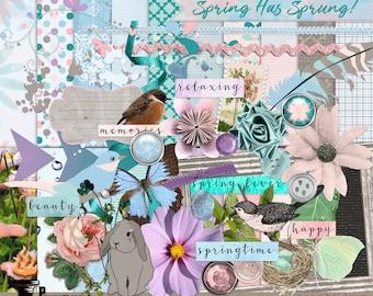 Spring Awakening Mini Kit