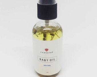BABY OIL | calm baby