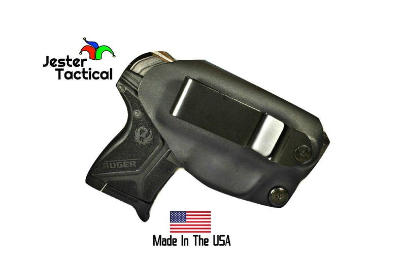 Best Deal ~ Ruger LCP 2 II Kydex IWB Tuckable Concealed Carry Holster
