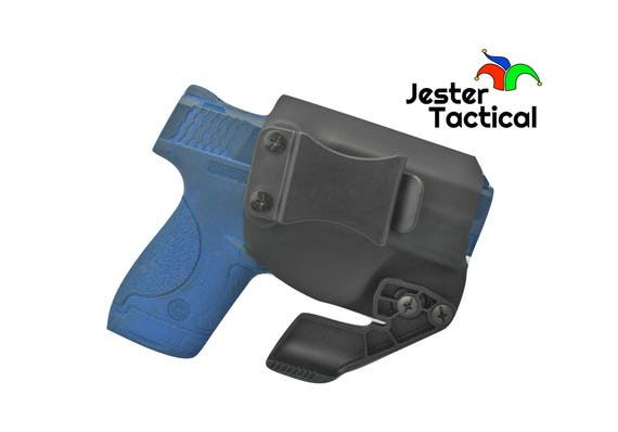 Smith and Wesson M&P Shield Kydex IWB Holster w/ RCS VG Claw