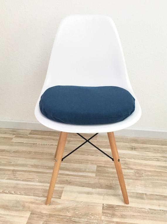 Schon Blaues Stuhlkissen Sitzkissen Eames Eames Chair | Etsy