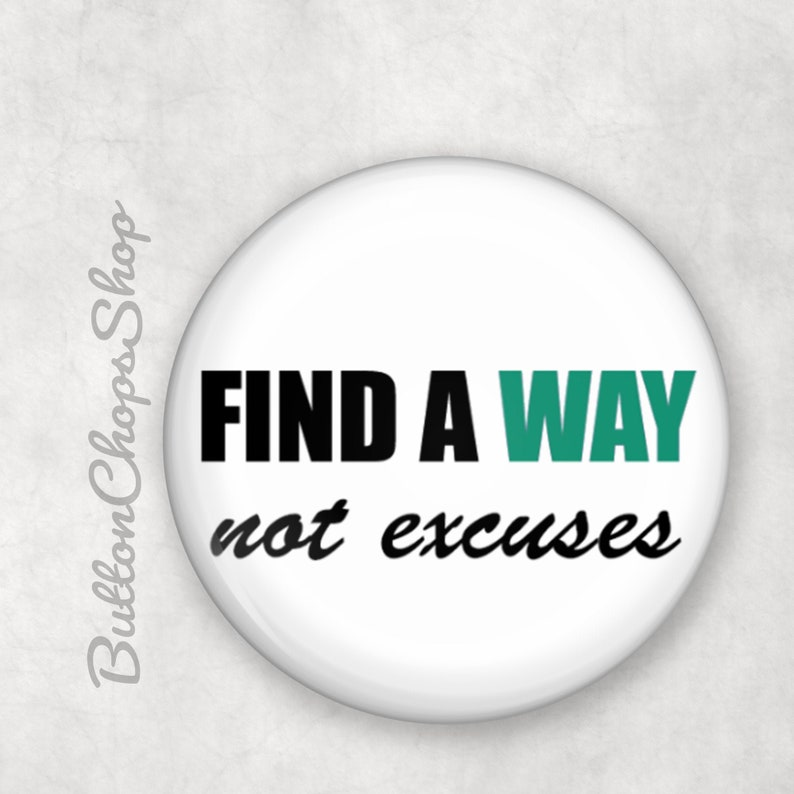 Motivational quote Positive thinking Find a way you can do image 1