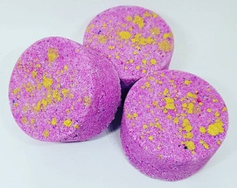 Bath Bomb - Glamberry Bath Bomb - Handmade - All Natural