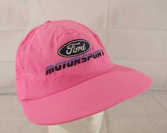e4e21c51b3577 Vintage Ford Motor Sport Hat